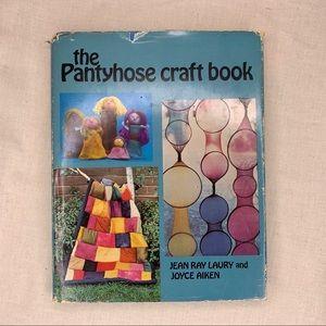 Vintage Pantyhose Craft Book